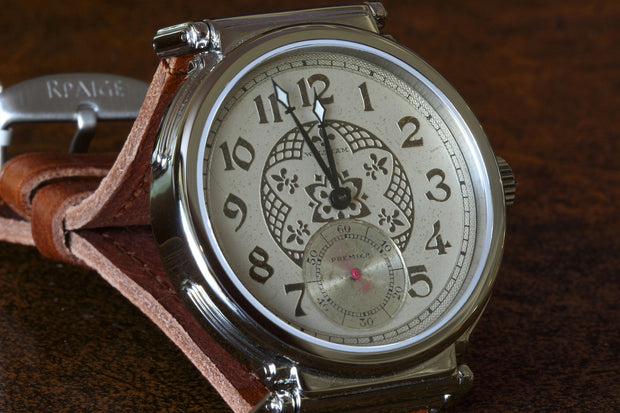 RPaige Wrocket DuoFace watch