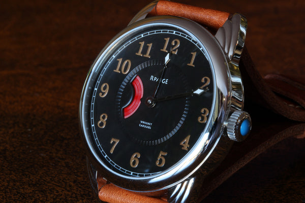 RPaige Wrocket Carousel watch