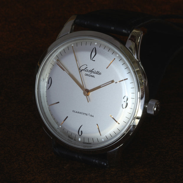 Estate SS Glashutte Original Senator Sixties Automatic Watch