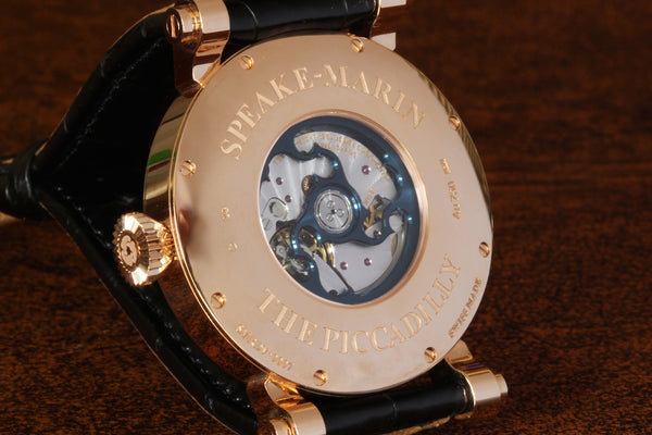 Speake-Marin J Class 18K RG Resilience Watch