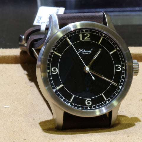 Estate HABRING² Jumping Seconds Automatic Pilot watch