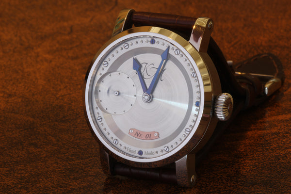 Keaton Myrick 1 in 30 Series Watch