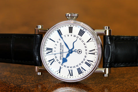 Speake-Marin J Class Serpent Calendar Watch