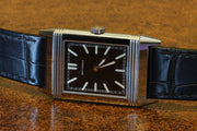 Estate SS Jaeger- Le Coultre Grand Reverso Ultra-Thin Tribute to 1931 watch