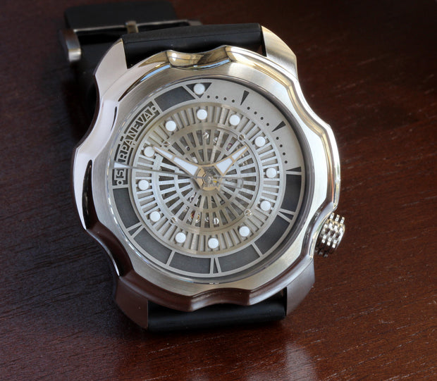 Sarpaneva K0 All Steel Watch