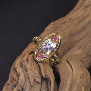 Alex Sepkus Lake Garda Morganite ring