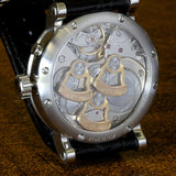 Paul Gerber Model 41 Guilloche dial Watch