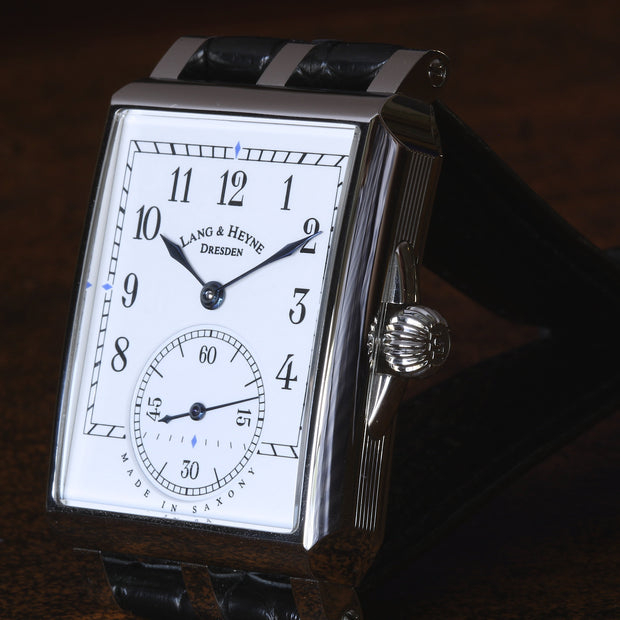 Lang & Heyne Platinum Georg watch
