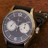 HABRING² SS Chrono COS Watch