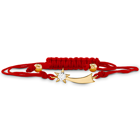 Hearts On Fire Illa Comet Cord Bracelet