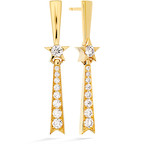Hearts On Fire Illa Diamond Drop Earrings