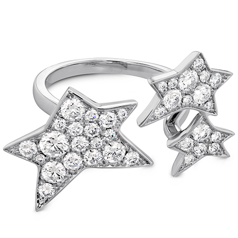 Hearts On Fire Illa Midnight Pave Diamond Ring