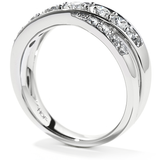 Hearts On Fire Intermingle Double Right Hand Diamond Ring