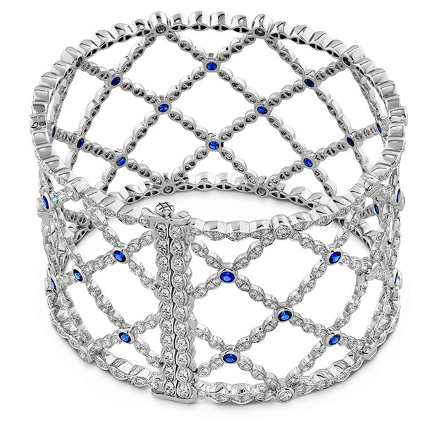Hearts On Fire Lorelei Lattice Diamond Bracelet