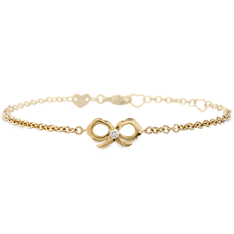 Hearts On Fire Lorelei Bow Bracelet