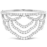 Hearts On Fire Lorelei Chandelier Diamond Cuff