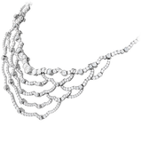 Hearts On Fire Lorelei Chandelier Diamond Necklace