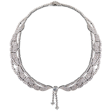 Hearts On Fire Lorelei Diamond Collar Necklace