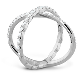Hearts On Fire Lorelei Diamond Criss Cross Ring