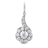 Hearts On Fire Lorelei Diamond Lariat Necklace