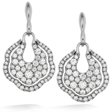 Hearts On Fire Lorelei Diamond Pave Drop Earrings