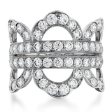 Hearts On Fire Lorelei Diamond Right Hand Ring
