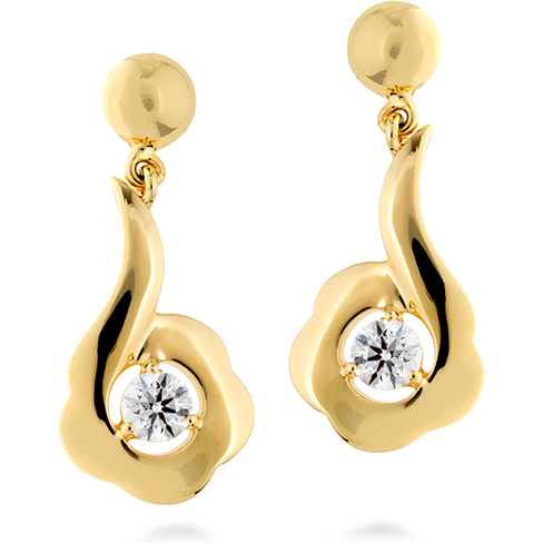 Hearts On Fire Lorelei Diamond Drop Earrings