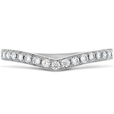 Hearts On Fire Lorelei Pointed Diamond Band