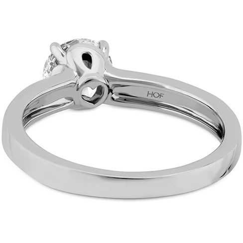 Hearts On Fire Lorelei Solitaire Diamond Engagement Ring