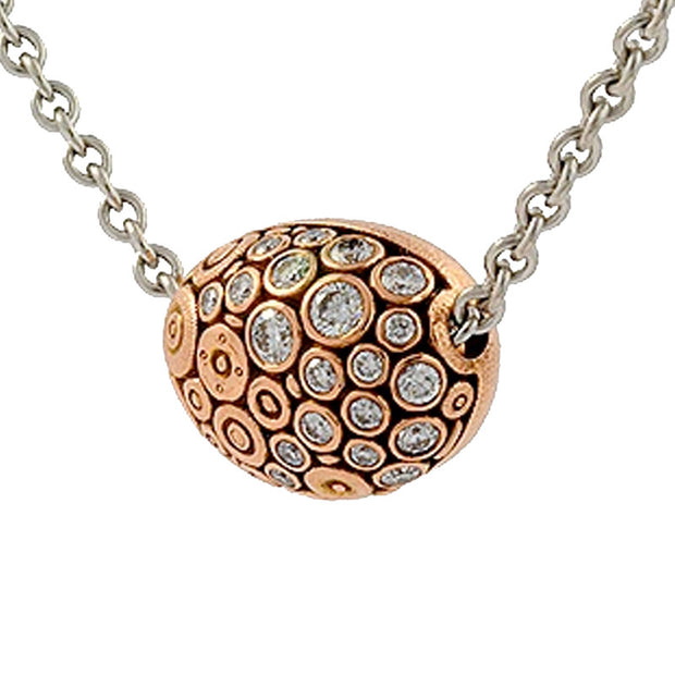 Alex Sepkus Bean Pendant Necklace - M-10R