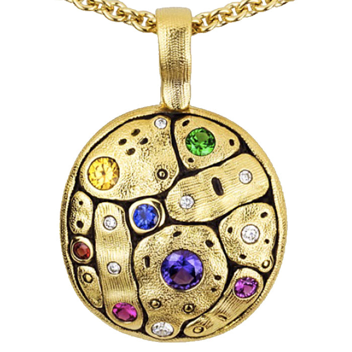 Alex Sepkus Early Spring Pendant Necklace - M-112S