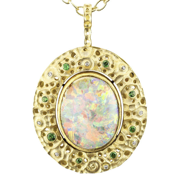 Alex Sepkus Flora Pendant Necklace - M-126MS