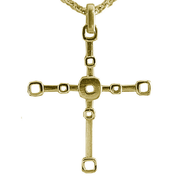 Alex Sepkus Cross Pendant Necklace - M-17M