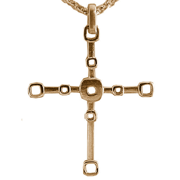 Alex Sepkus Cross Pendant Necklace - M-17RM