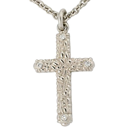 Alex Sepkus Cross Necklace - M-1PD