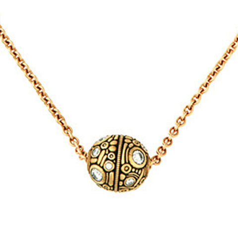Alex Sepkus Ball Pendant Necklace - M-2ND