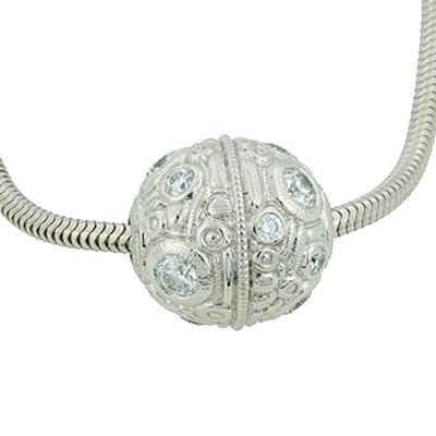 Alex Sepkus Ball Pendant Necklace - M-2PD