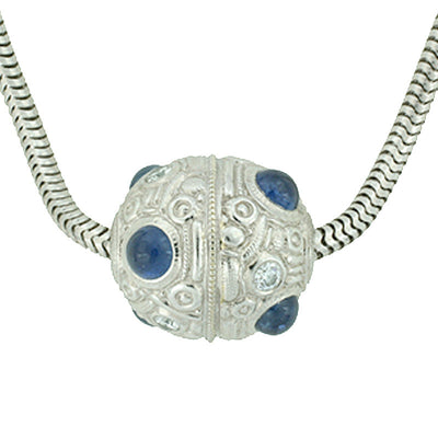 Alex Sepkus Ball Pendant Necklace - M-2PS
