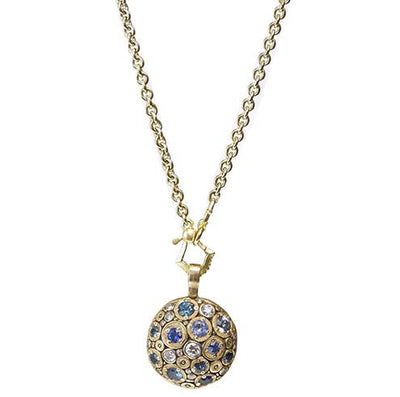 Alex Sepkus Blooming Hill Pendant Necklace - M-49S