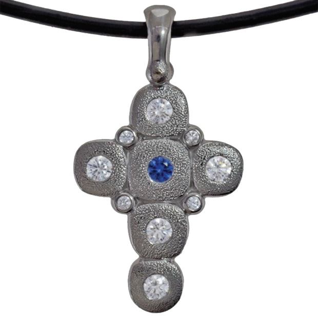 Alex Sepkus Candy Cross Pendant Necklace - M-55PS