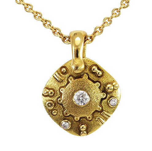 Alex Sepkus Submarine Pendant Necklace - M-56D