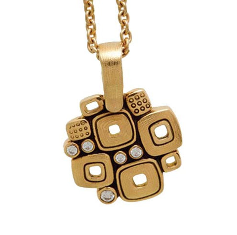 Alex Sepkus Little Windows Pendant Necklace - M-59R