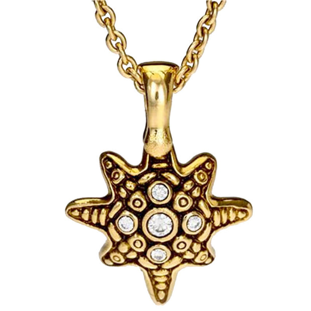 Alex Sepkus Starfish Pendant Necklace - M-61D