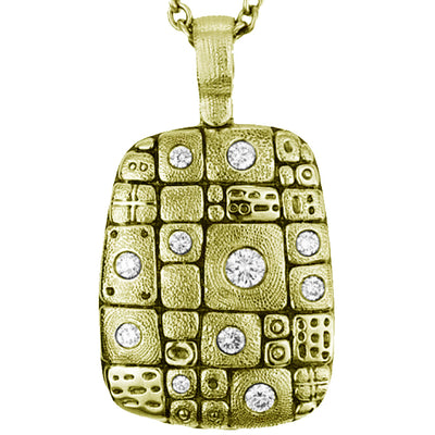Alex Sepkus Pathway Pendant Necklace - M-74D