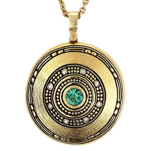 Alex Sepkus Circle Pendant Necklace - M-78
