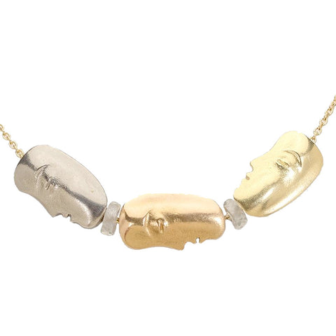 Alex Sepkus Big Sleep Trilogy Necklace - M-92