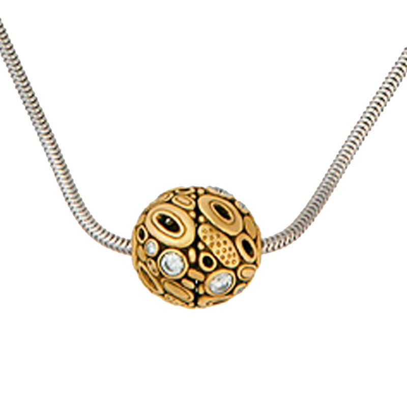 Alex Sepkus Open Ball Pendant Necklace - M-9D