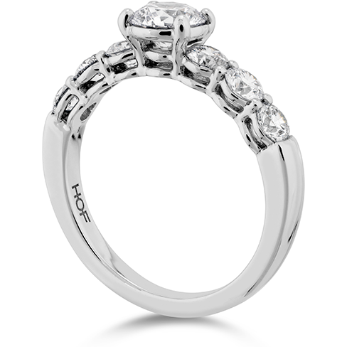 Hearts On Fire Multiplicity Love Seven Stone Engagement Ring