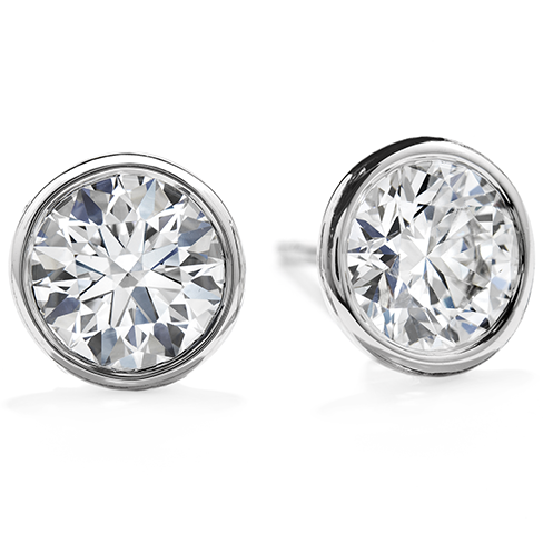 Hearts On Fire Obsession Diamond Stud Earrings