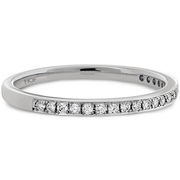 Hearts On Fire Optima Diamond Band
